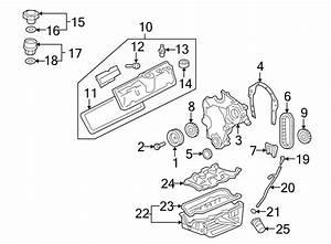 Pontiac Grand Prix Engine Timing Chain Guide