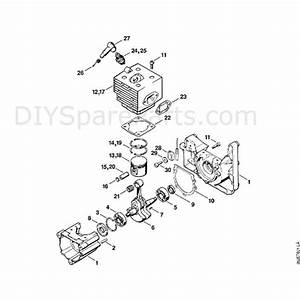 Stihl Br 400 Backpack Blower  Br 400  Parts Diagram  A