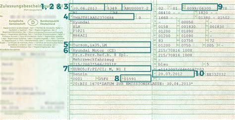 kfz steuer berechnen mit fahrzeugschein schl sselnummer