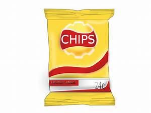 Free Potato Chips Clip Art