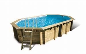 liner piscine bois myqtocom With liner piscine hors sol octogonale bois 3 piscine hors sol bois rectangulaire 200x350cm ocea liner