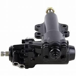 1998 Nissan Frontier Power Steering Gear Box Power