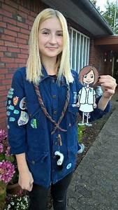 Danish Girl Scout