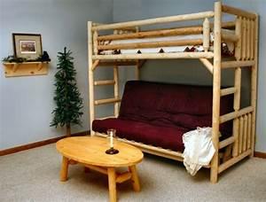 Hochbett Mit Sofa : jugendzimmer mit hochbett 90 raumideen f r teenagers ~ Watch28wear.com Haus und Dekorationen