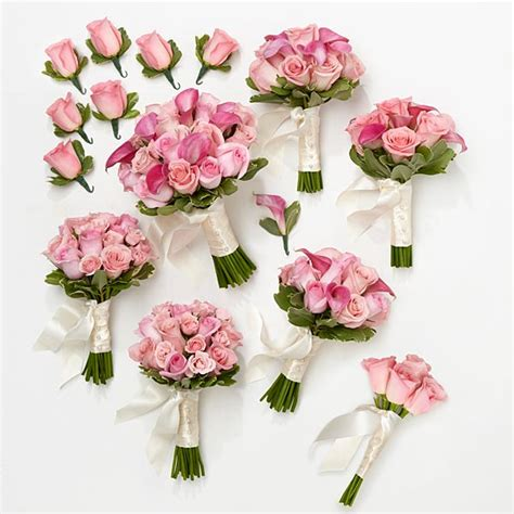 perfect pinks package royal fleur florist larkspur ca