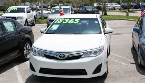 What To Know When Buying A Used Car