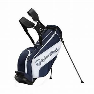 Sac De Golf TaylorMade Stand 30 Bleu Et Blanc Le