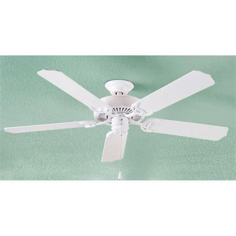 Hunter 52 Quiet Breeze Ceiling Fan 141141 Lighting