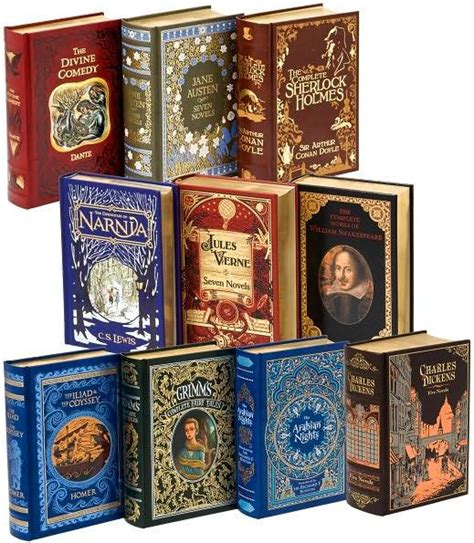 barnes and noble leatherbound classics barnes noble s ultimate classics collection