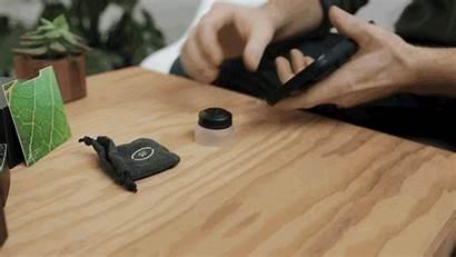 Macro Moment Lens Step Guide App Open