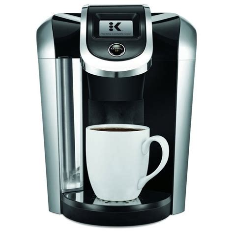 Which keurig coffee maker is best for you? Shop Keurig K475 Single Serve K-Cup Coffee Maker Vintage Black - Free Shipping Today - Overstock ...