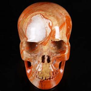 Pin, By, Rodney, Ankeney, On, Crystal, Skulls