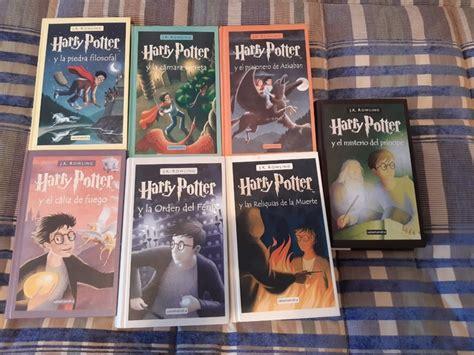 Empieza redactando el bit harry potter coleccion completa 7 libros en pdf from 2.bp.blogspot.com. Harry Potter Libro El Misterio Del Principepdf / Saga ...