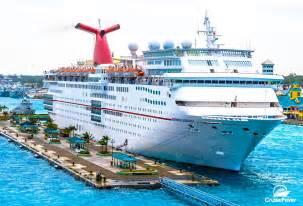 carnival cruise ship receives multi million dollar makeover