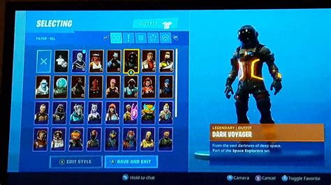 fortnite account password  email  description