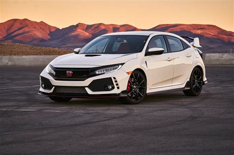 Honda Civic Type R 2018 by 2018 Automobile All 2018 Honda Civic Type R