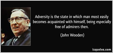leadership  adversity quotes quotesgram