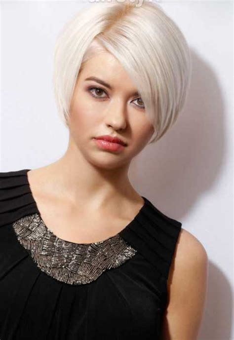 bobs  oval faces bob hairstyles  short