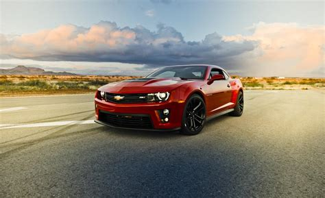 Chevrolet Camaro Zl1 Wallpapers