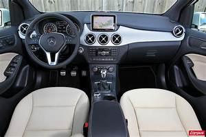 Nouvelle Mercedes Classe B : le nouveau classe b l 39 essai l 39 argus ~ Nature-et-papiers.com Idées de Décoration