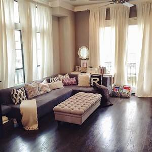 Living Room Curtain Ideas to Perfect Living Room Interior Design - MidCityEast