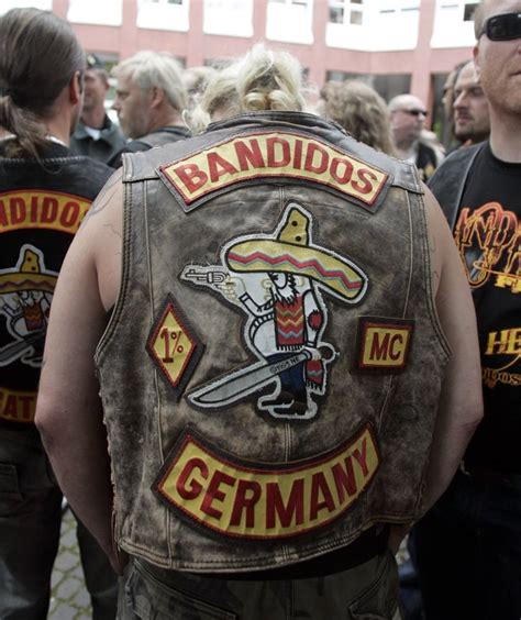 Outlaw Motorcycle Gangs Aspects Of The Onepercenter