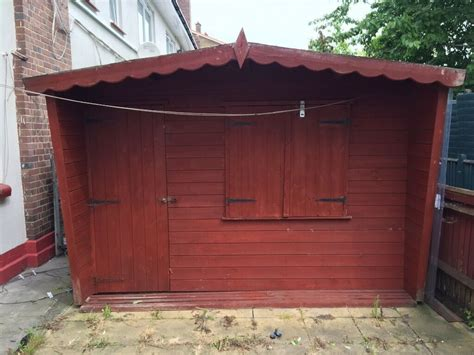 gumtree garden sheds quality large garden shed in bow gumtree