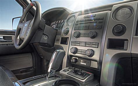 ford  svt raptor interior wallpaper hd car