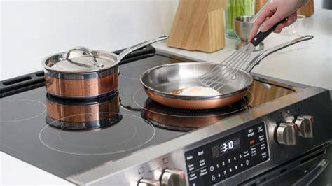 hestan cookware review probond nanobond  copperbond reviewed kitchen cooking