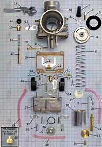 Vm30 Carb Parts
