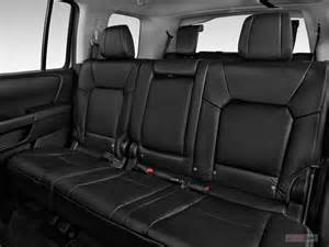 2015 honda pilot rear seat photo