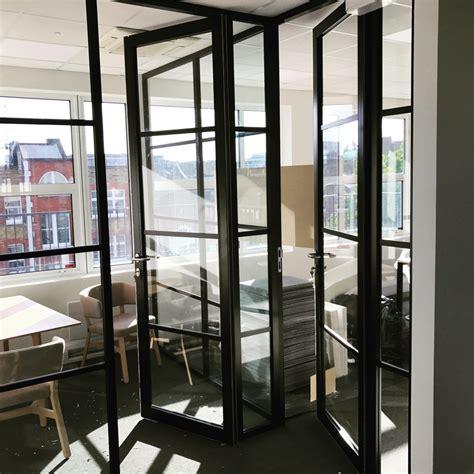 Crittall Style Glass Paritions Doors Hallmark