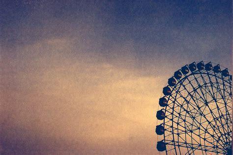 ferris wheel vintage sky wallpapers hd desktop