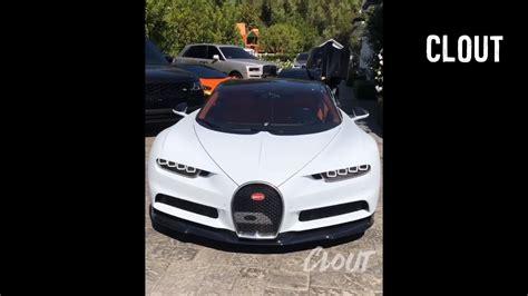 Như mọi lần, cô lại vướng vào tranh cãi. Kylie Jenner Shows Off Her New $3M Bugatti Chiron !!! - YouTube