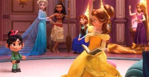 disney princesses unite  latest   wreck  ralph