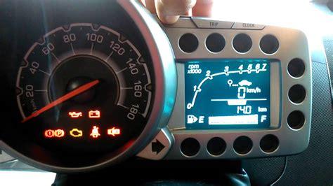 activacion configuracion boton mode chevrolet spark gt
