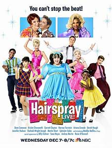 Photo Flash: NBC Reveals Final Poster Art for HAIRSPRAY ...