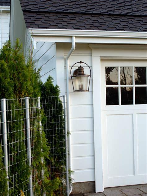 outdoor garage lighting ideas 10 garage lighting ideas hgtv