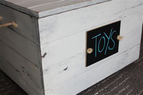 diy wooden pallet toy box pallet furniture plans