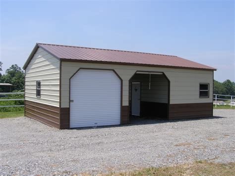 metal barns and garages carports garages pictures