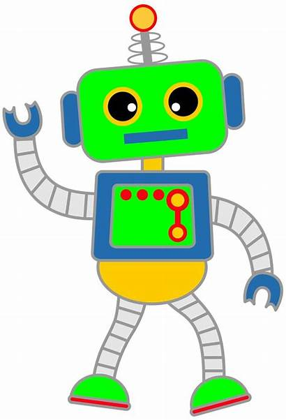 Robot Classroom Clipart Themes Theme