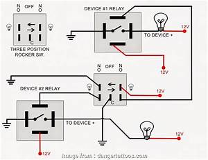 4pdt Toggle Switch Wiring Diagram Cleaver Dpdt Relay