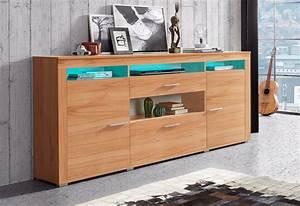 Sideboard Höhe 100 Cm : sideboard breite 190 cm online kaufen otto ~ Bigdaddyawards.com Haus und Dekorationen