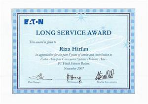 wording the employee award party invitations ideas With long service certificate template sample