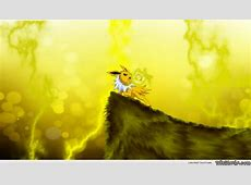 Pokemon Jolteon Wallpaper WallpaperSafari