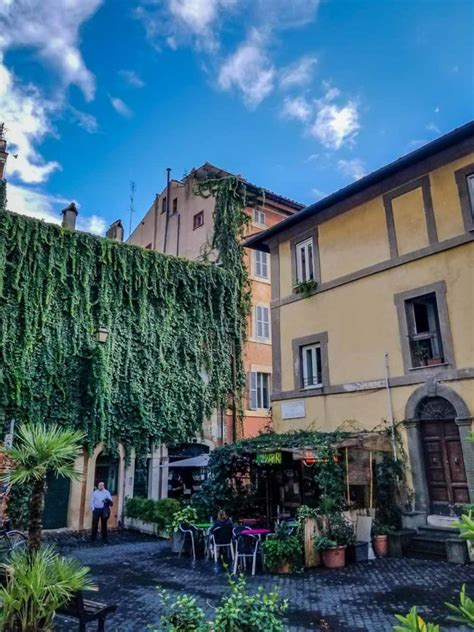 best places to eat in trastevere 3 meals where to eat in rome s trastevere neighborhood