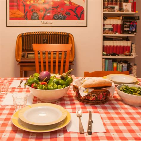Roman Dinner With Mouth Watering Flavours Italian Home