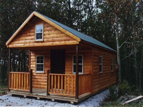 Tiny Cottage by Small Log Cabin Cottages Tiny Cottage House Plan