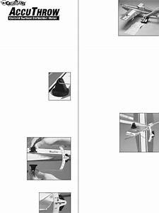 Great Planes Accu-throw Deflection Meter