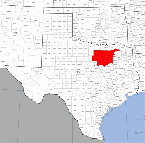 Dallas Fort Worth Metro Map - ToursMaps.com